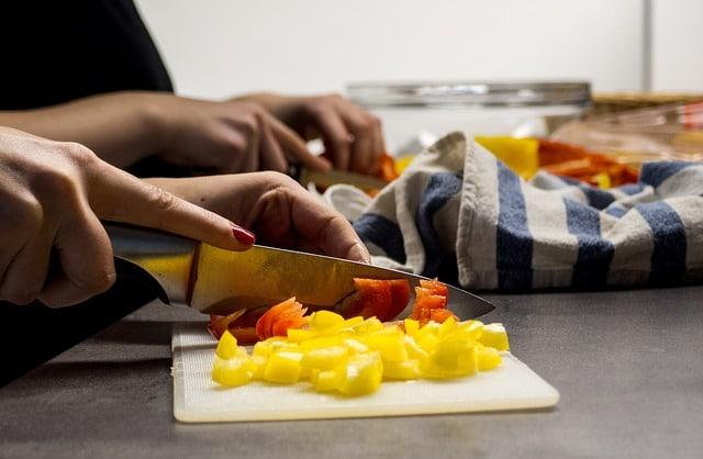 סכין שף יפנית