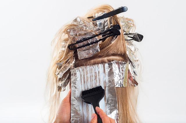 איך לעצב שיער לבד?