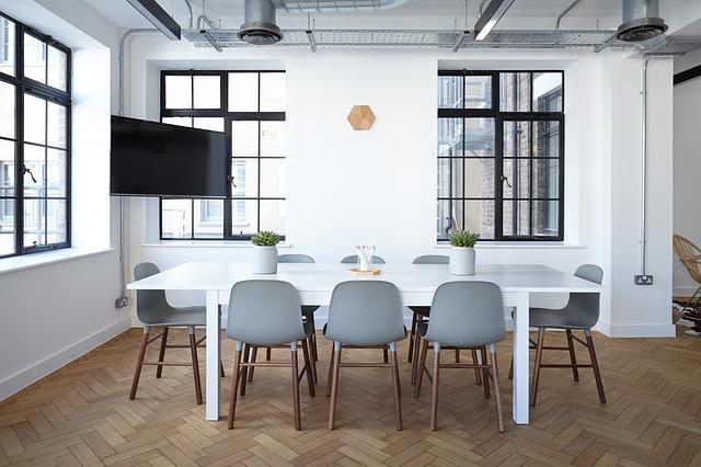 האם עיצוב משרד עוזר לגיוס לקוחות?
