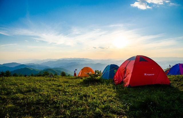 סוגי אוהלים לקמפינג